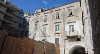 Palazzina indipendente centro storico